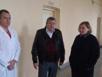 Уполномоченный проверил соблюдение прав пациентов областной психиатрической больницы