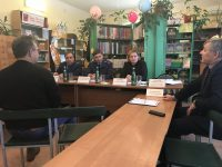 Уполномоченный по правам человека в Саратовской области  и прокурор области  посетили  Дергачевский район
