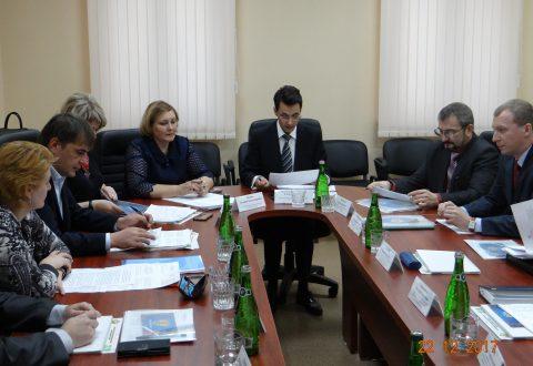 Татьяна Журик приняла участие в заседании Координационного совета при Управлении Министерства юстиции Российской Федерации по Саратовской области