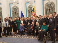 Президент России встретился с правозащитниками