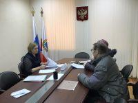 Уполномоченный провел личный прием граждан в приемной Президента Российской Федерации в Саратовской области