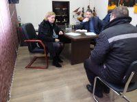Уполномоченный посетил ФКУ ИК-33