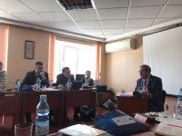 Сотрудник аппарата Уполномоченного принимает участие в семинаре «Обеспечение прав человека при осуществлении общественного контроля членами ОНК России» в г. Перми