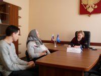 Состоялся личный прием граждан в приемной партии  «Единая Россия»