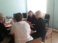 Уполномоченный по правам человека в Саратовской области посетила Марксовскую районную больницу