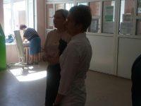 Уполномоченный посетил поликлиническое отделение Саратовской городской клинической больницы № 2 им. В.И.Разумовского