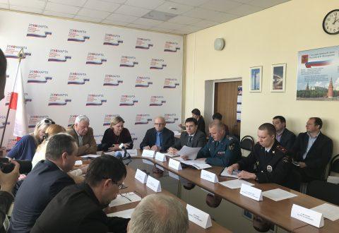Саратовская общественность обеспокоена ситуацией с пожарами в расселенных домах