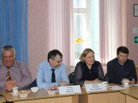 Уполномоченный по правам человека в Саратовской области и министр по делам территориальных образований области посетили Петровский район