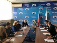 В аппарате Уполномоченного обсудили вопросы совершенствования бесплатной юридической помощи в регионе