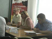 Члены Общественного совета при Уполномоченном обсудили вопросы благоустройства городской среды