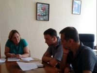 Уполномоченный провела рабочее совещание по проблеме расселения аварийного дома