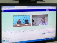 Уполномоченный провел прием граждан Перелюбского района в режиме видеоконференц-связи