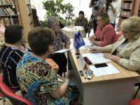 Уполномоченный по правам человека в Саратовской области посетила Балаковский муниципальный район