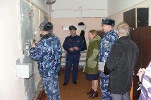 Уполномоченный по правам человека Т.В. Журик посетила Саратовский следственный изолятор