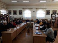 Состоялся  круглый стол на тему « Соблюдение прав осужденных при исполнении наказания в виде исправительных работ»