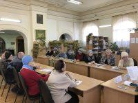 Слушателям Школы правовых знаний рассказали об управлении многоквартирными домами