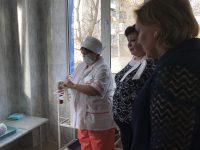 Уполномоченный по правам человека в Саратовской области посетила ГБУ СО  «Центр социальной реабилитации для лиц без определённого места жительства»