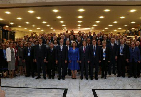 Т.В. Журик принимает участие в работе конференции по защите прав человека на евразийском пространстве