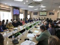 «Неделя прав человека 2018». Состоялся круглый стол «Права человека: взаимодействие общества и государства»