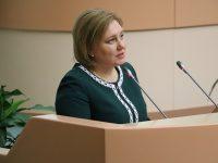 Уполномоченный Т.В. Журик выступила с докладом о деятельности в 2018 году