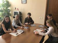 Студенты СГУ им. Н.Г. Чернышевского ознакомились с работой Аппарата Уполномоченного