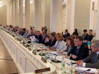 Татьяна Журик принимает участие в заседании Координационного совета российских уполномоченных по правам человека