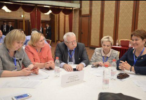 Татьяна Журик принимает участие в семинаре-совещании Уполномоченных по правам человека в субъектах Российской Федерации