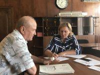 Уполномоченный по правам человека в Саратовской области посетила Питерский муниципальный район
