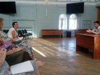 Жителям города Саратова рассказали об особенностях  процедуры приеме квартир от  застройщика