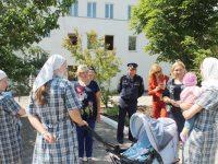 Состоялся выезд в женскую исправительную колонию г. Вольска