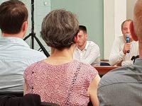Состоялось очередное заседание Школы правовых знаний.  Саратовским дольщикам разъяснили порядок приема квартиры от застройщиков