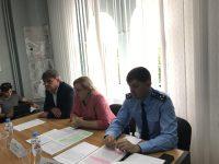 В Саратове обсудили вопросы защиты прав потерпевших