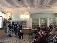 В Саратове состоялся обучающий семинар по вопросам ухода за пожилыми людьми с ментальными расстройствами