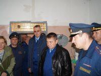 Уполномоченный по правам человека в Саратовской области  посетила ФКУ КП-20 УФСИН России по Саратовской области