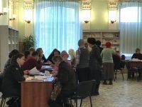 В Саратове в рамках мероприятий «Недели прав человека 2019» прошел  Единый день оказания бесплатной правовой помощи