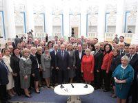 Встреча российских уполномоченных по правам человека с Владимиром Путиным