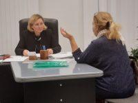 Уполномоченный провел личный прием граждан в Управлении по работе с обращениями граждан Правительства в Саратовской области