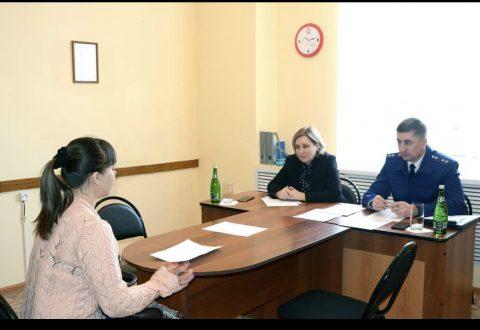 Посещение Базарно-Карабулакского муниципального района