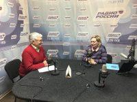 Татьяна Журик пообщалась с жителями Саратовской области в эфире радио «Радио России. Саратов»