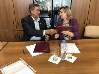 Подписано соглашение о сотрудничестве между Уполномоченным по правам человека в Саратовской области и Саратовской областной организацией Общероссийской общественной организации «Всероссийское общество инвалидов»