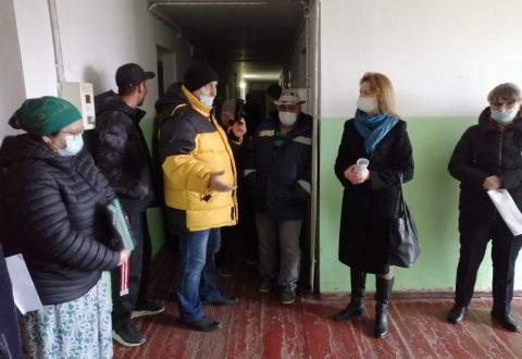 Уполномоченный посетил Краснокутский муниципальный район